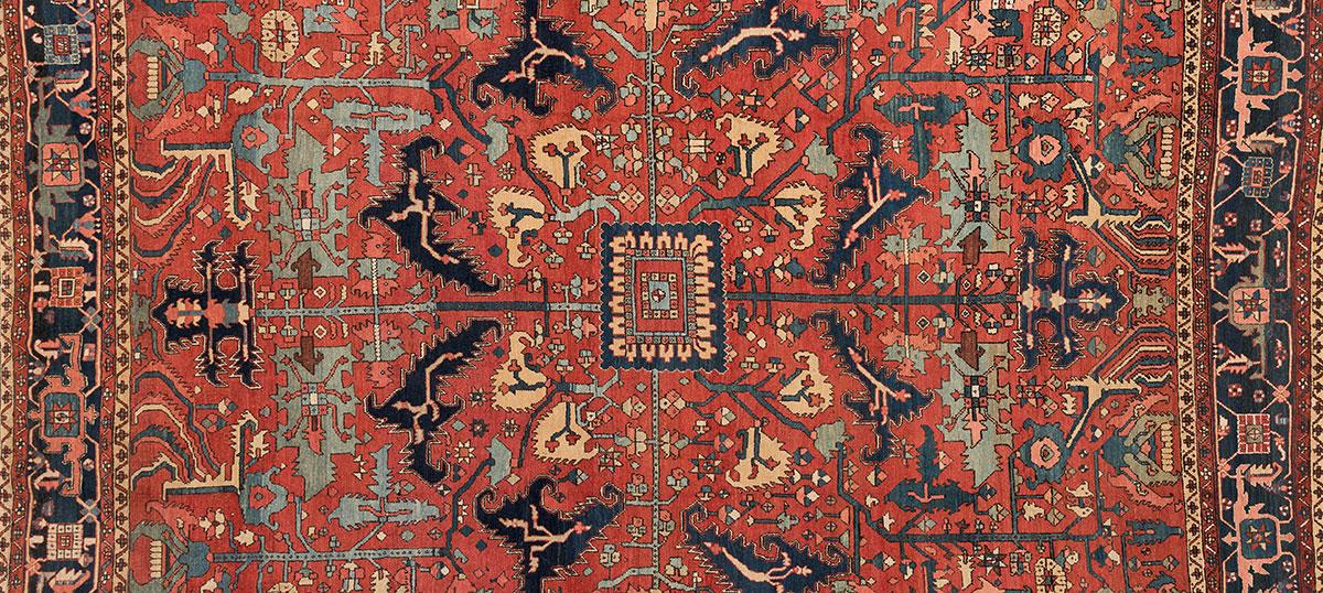 alte und antike teppiche und kelims. Black Bedroom Furniture Sets. Home Design Ideas