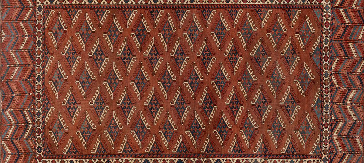 Alte und antike Teppiche und Kelims  wwwDerTeppichcom