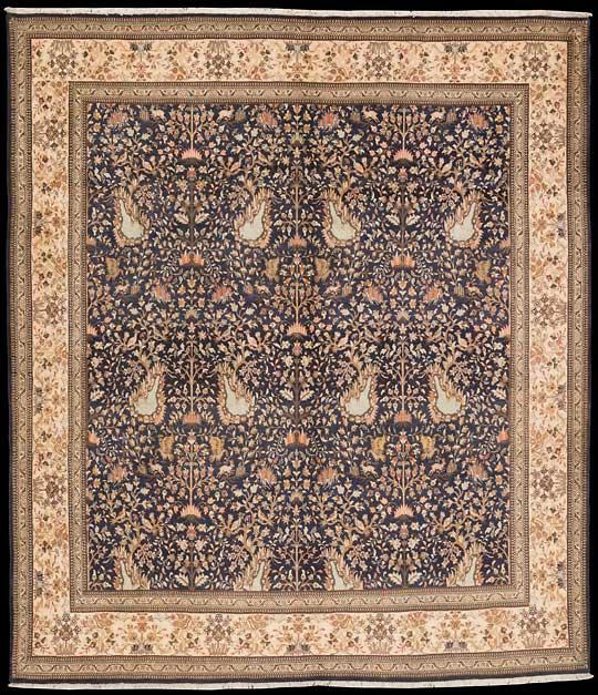 Täbriz - Persien - Größe 294 x 257 cm