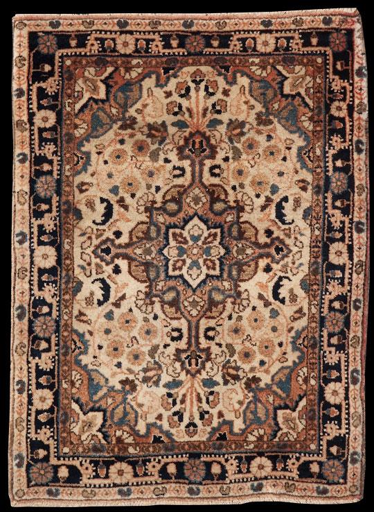 Djosan  Persien, Grösse 89 cm x 66 cm  DerTeppich  www