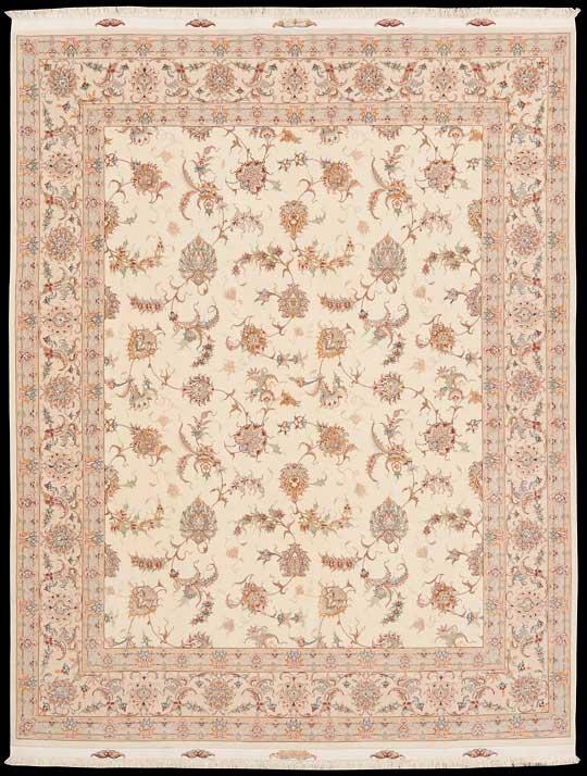 Täbriz  Persien, Grösse 315 cm x 247 cm  DerTeppich