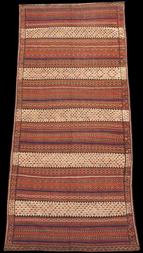 Schahsawan - Persien - Größe 318 x 143 cm