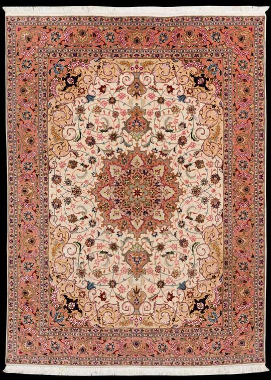 Täbriz - Persien - Größe 203 x 150 cm