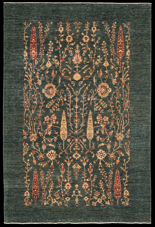 Ferahan-Novum - Afghanistan - Größe 305 x 205 cm