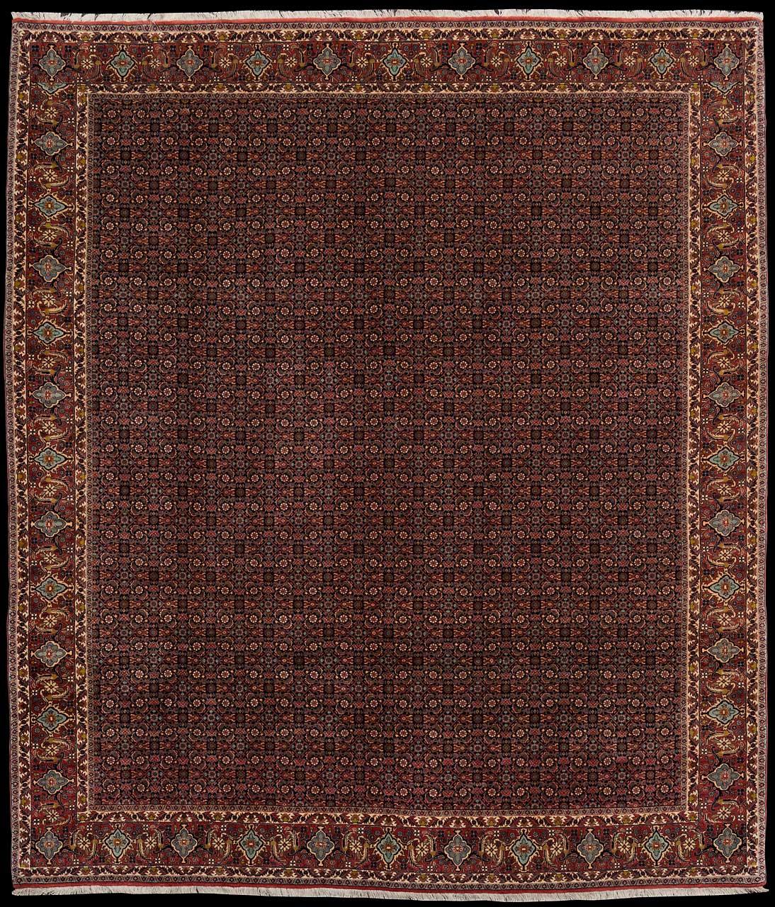 teppich nr 16487 bidjar persien gr sse 305 cm x 263 cm teppich mesgarzadeh www. Black Bedroom Furniture Sets. Home Design Ideas